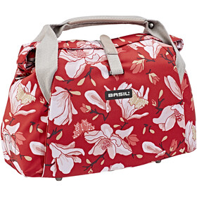 Basil Magnolia City - Sac porte-bagages - 7l rouge